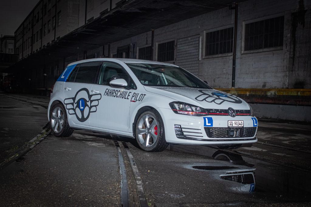 VW - Fahrschule Pilot